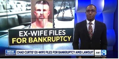 TFNLG Case Against Chad Curtis: Ex-Wife Files For Bankruptcy